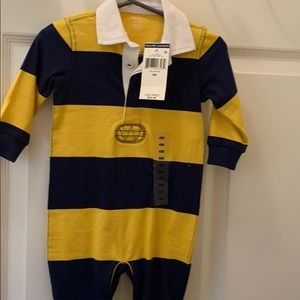 Polo one piece outfit size 6 months
